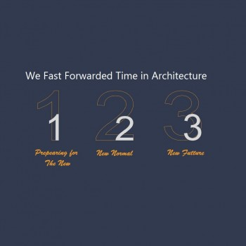 We Fast Forwarded Time in Architecture