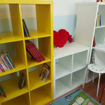 D Zone - Heybeliada Children Library